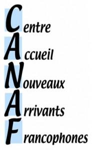 CANAF logo